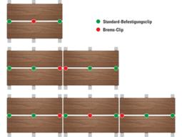 Sehr Gut WPC Terrassendielen - Dielen aus WPC für die Terrasse online kaufen UG48
