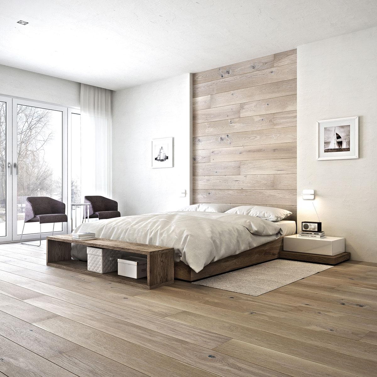 Charming Schlafzimmer Holzboden #8: MONARCH Fertigparkett